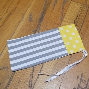Fabric case for glasses